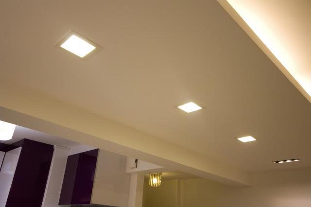 Downlight LED Vuong 59514 Slimlit