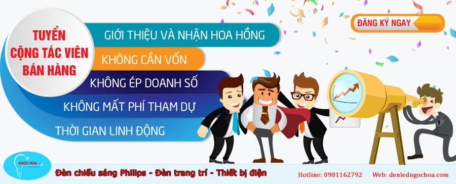 Tuyen Cong Tac Vien Kinh Doanh