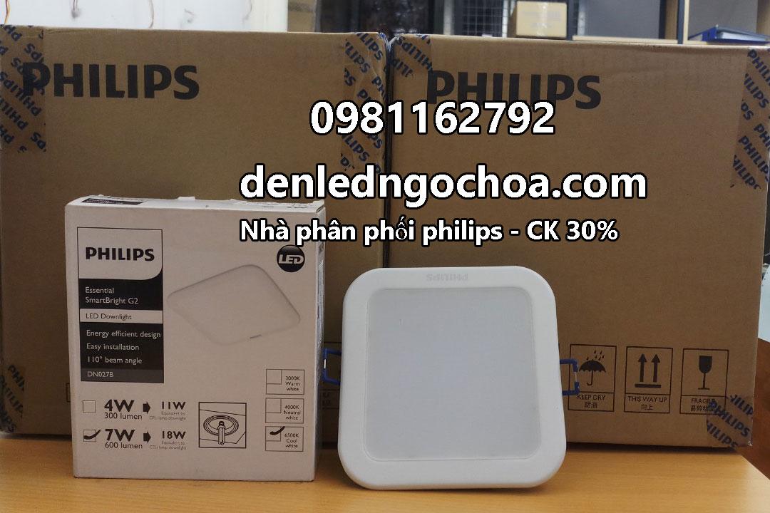 Den Am Tran Philips Dn027B Vuong