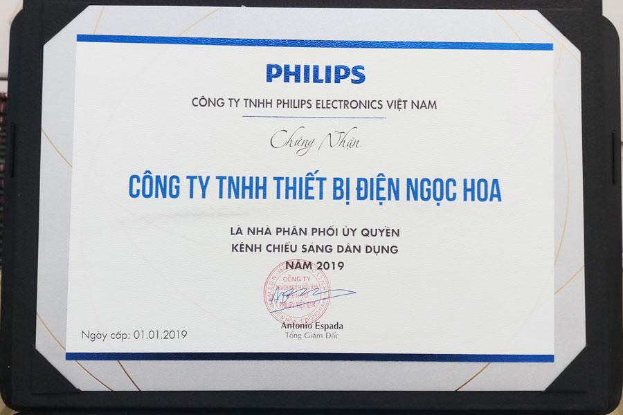 Chung Nhan Phan Phoi Philips Mien Bac