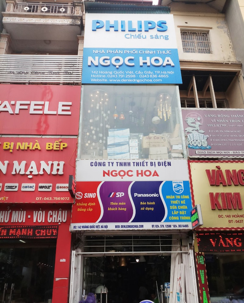 142 Hoang Quoc Viet Denledngochoa