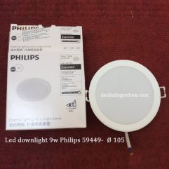 Den Led Am Tran Philips Meson 9w Phi105 59449