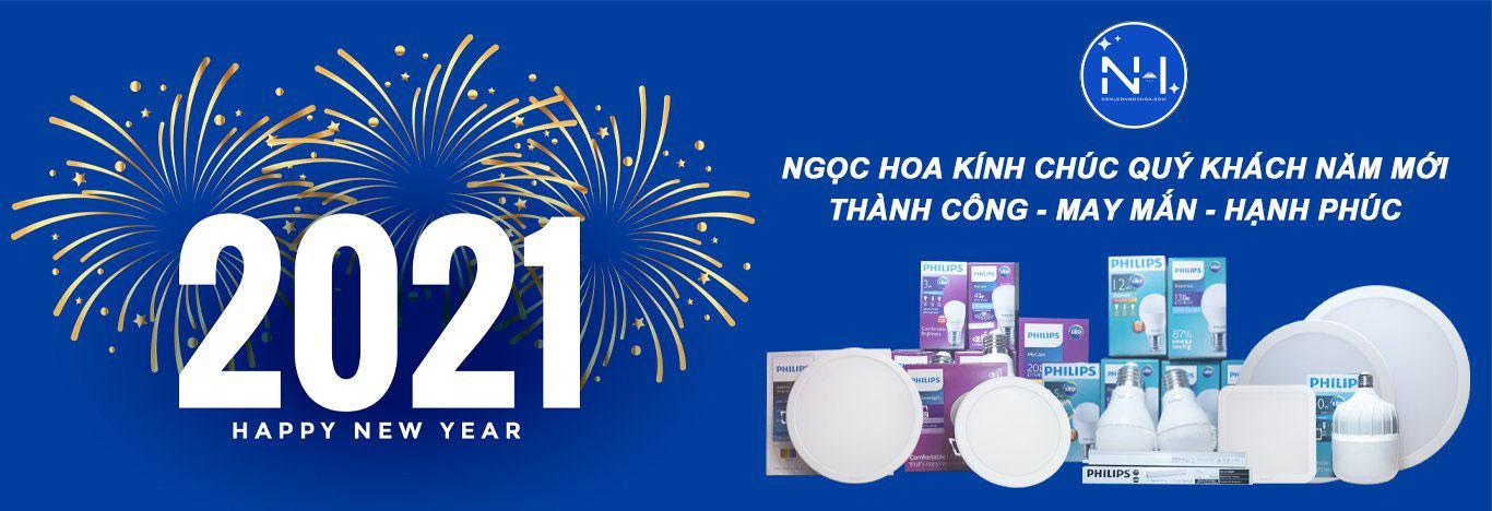 Baner Tet 2021 Nha Phan Phoi Philips Ngoc Hoa