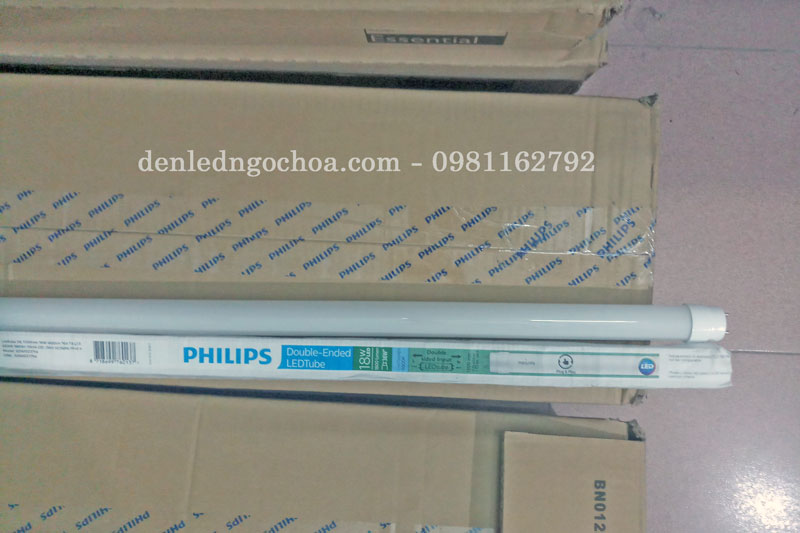 Bong Led Tuyp 2 Dau 1m2 Philips